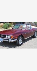 1972 Triumph Stag for sale 101023536