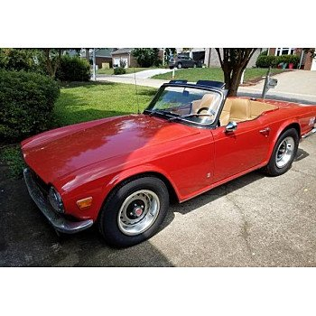1972 Triumph TR6 for sale 101018360