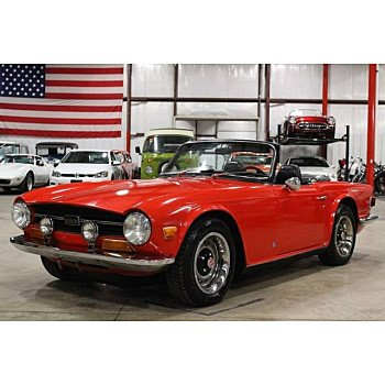 1972 Triumph TR6 for sale 101082875