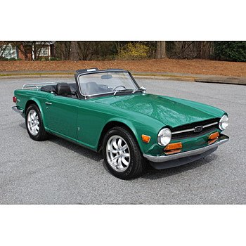 1972 Triumph TR6 for sale 101096345