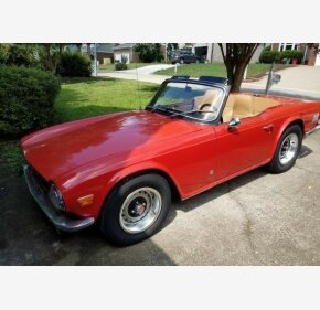 1972 Triumph TR6 for sale 101018360