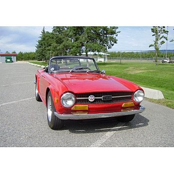 1972 Triumph TR6 for sale 101121628