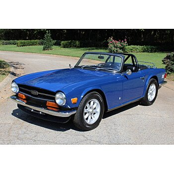 1972 Triumph TR6 for sale 101207412