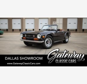 1972 Triumph TR6 for sale 101288238