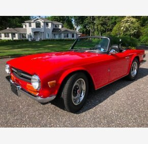 1972 Triumph TR6 for sale 101343208