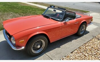 1972 Triumph TR6 for sale 101355367