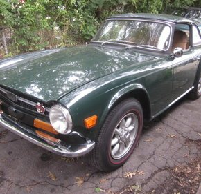 1972 Triumph TR6 for sale 101383778