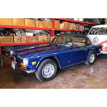 1972 Triumph TR6 for sale 101401070