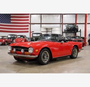 1972 Triumph TR6 for sale 101416490