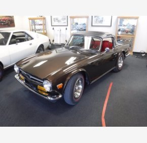 1972 Triumph TR6 for sale 101457025