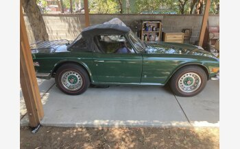 1972 Triumph TR6 for sale 101555721