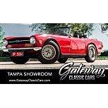 1972 Triumph TR6 for sale 101577085