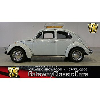 1972 Volkswagen Beetle for sale 100978216