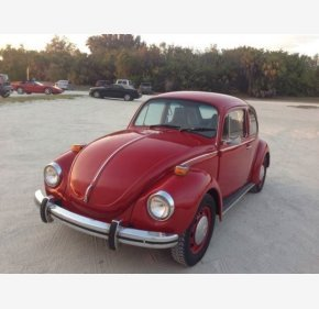 1972 Volkswagen Beetle for sale 100855426