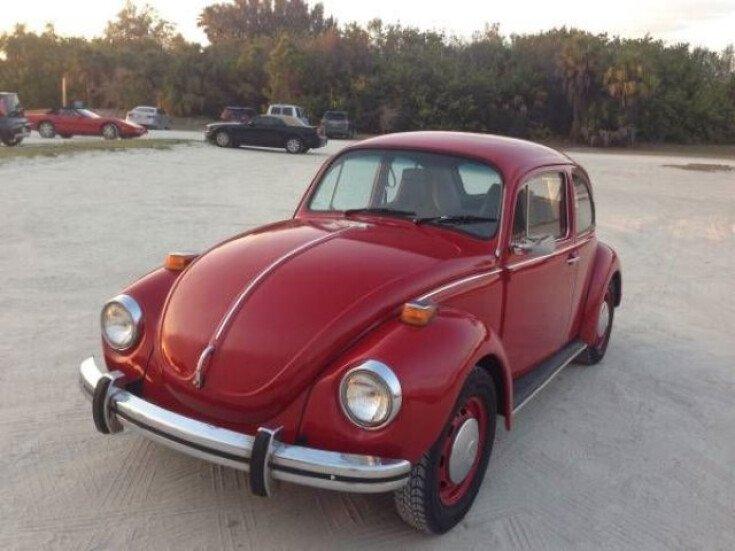 1972 Volkswagen Beetle for sale 100855426