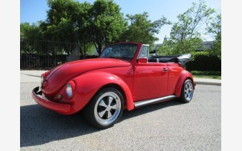 1972 Volkswagen Beetle for sale 100986017