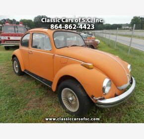 1972 Volkswagen Beetle For 101017315