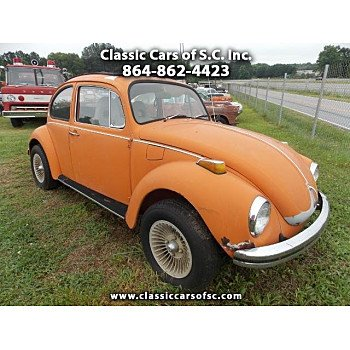 1972 Volkswagen Beetle for sale 101017315