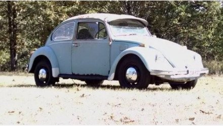 1972 Volkswagen Beetle for sale 101051337