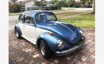1972 Volkswagen Beetle for sale 101090231
