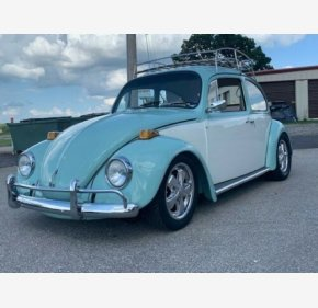 1972 Volkswagen Beetle for sale 101241522