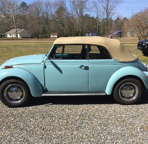 1972 Volkswagen Beetle Convertible for sale 101300897
