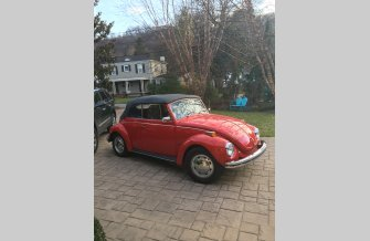 1972 Volkswagen Beetle Convertible for sale 101396676