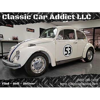 1972 Volkswagen Beetle for sale 101453393
