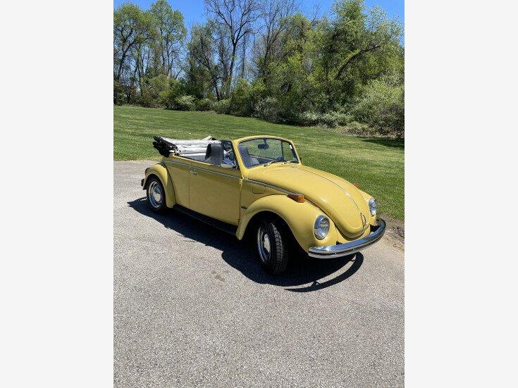 1972 Volkswagen Beetle Super Convertible for sale 101503701