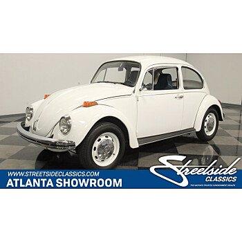 1972 Volkswagen Beetle for sale 101518781