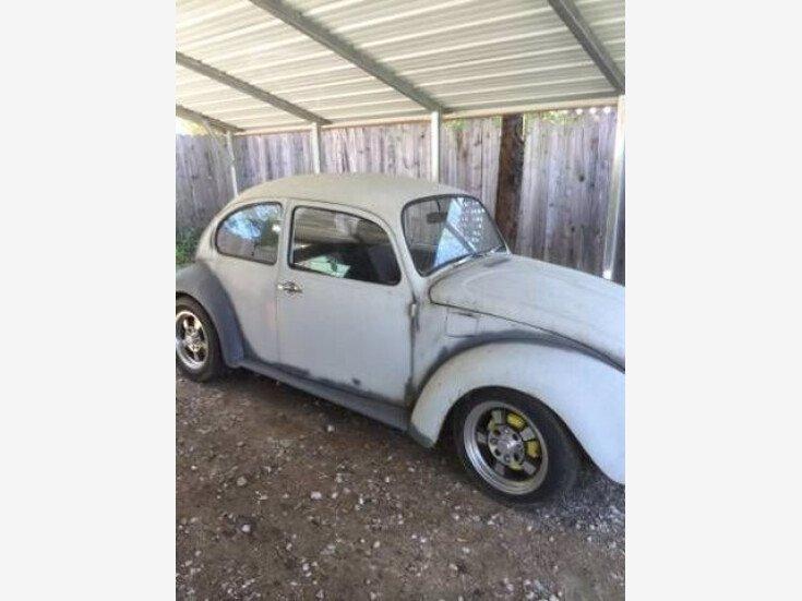 1972 Volkswagen Beetle for sale 101536144
