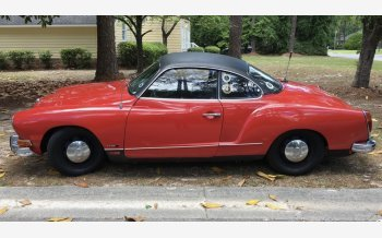 1972 Volkswagen Karmann-Ghia for sale 101297110