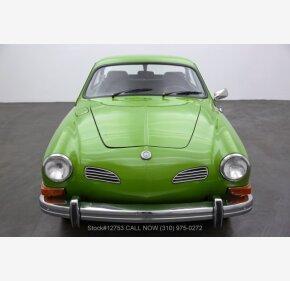 1972 Volkswagen Karmann-Ghia for sale 101405002