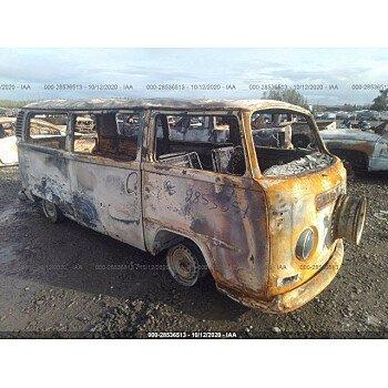 1972 Volkswagen Vans for sale 101408800