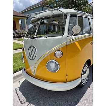 1972 Volkswagen Vans for sale 101607662