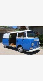 1972 Volkswagen Vans for sale 101353326