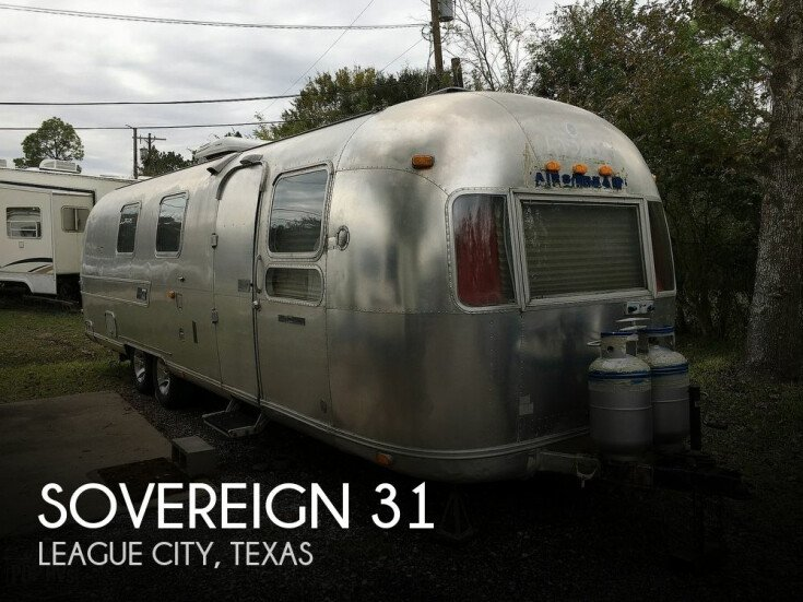 1973 Airstream Sovereign for sale 300275299