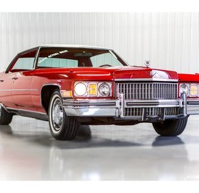 1973 Cadillac De Ville for sale 100736929