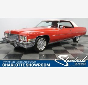 1973 Cadillac De Ville for sale 101283833