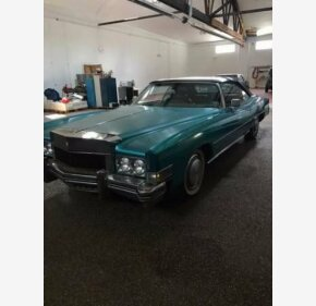 1973 Cadillac Eldorado Convertible for sale 100905219