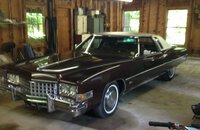 1973 Cadillac Eldorado Coupe for sale 100991599
