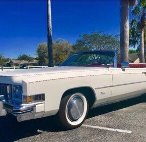 1973 Cadillac Eldorado Convertible for sale 101118525