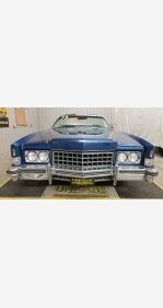 1973 Cadillac Eldorado for sale 101138003