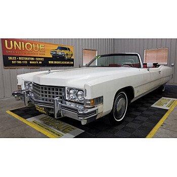 1973 Cadillac Eldorado for sale 101138003