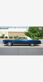 1973 Cadillac Eldorado for sale 101163189