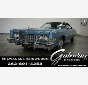 1973 Cadillac Eldorado for sale 101166697