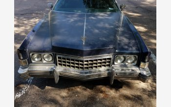 1973 Cadillac Eldorado Convertible for sale 101218895