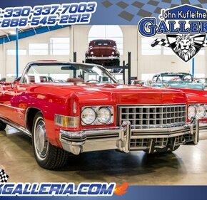 1973 Cadillac Eldorado for sale 101260359