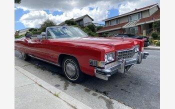 1973 Cadillac Eldorado Convertible for sale 101320352