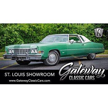 1973 Cadillac Eldorado for sale 101346496